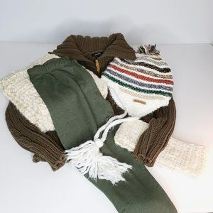 🎉Winter Clear Out! Cozy Olive Knit Bundle 🤗
